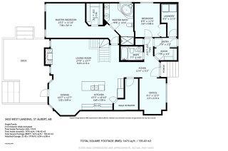 Photo 44: 3433 WEST Landing in Edmonton: Zone 56 House for sale : MLS®# E4194977