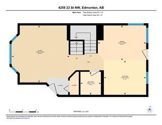 Photo 29: 4259 23 Street in Edmonton: Zone 30 House for sale : MLS®# E4203591