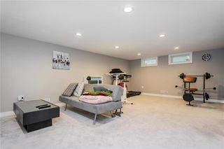 Photo 16: 50 Ericsson Bay in Winnipeg: Westwood Residential for sale (5G)  : MLS®# 202016667