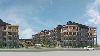 Photo 1: 213 100 Auburn Meadows Manor SE in Calgary: Auburn Bay Apartment for sale : MLS®# A1021390