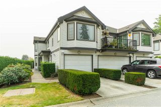 "Main Photo: 40 15840 84 Avenue in Surrey: Fleetwood Tynehead Townhouse for sale in ""Fleetwood Gables"" : MLS®# R2499631"