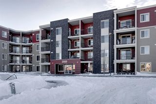Photo 1: 115 15 Saddlestone Way in Calgary: Saddle Ridge Apartment for sale : MLS®# A1053856