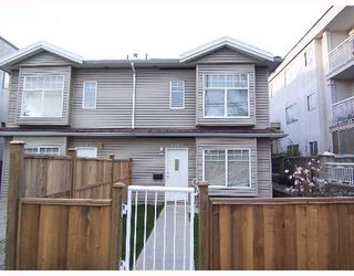 Photo 8: 2245 DUNDAS Street in Vancouver: Hastings House 1/2 Duplex for sale (Vancouver East)  : MLS®# V639679