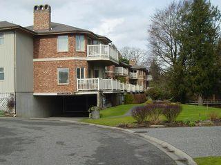 """Photo 1: 110 7001 Eden Drive in Chilliwack: Sardis West Vedder Rd Condo for sale in """"EDENBANK"""" (Sardis)  : MLS®# H1100720"""