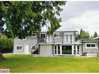 Photo 10: 19756 44TH AV in Langley: Brookswood Langley House for sale : MLS®# F1114014