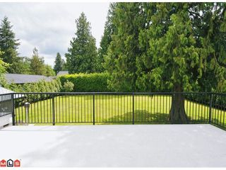 Photo 7: 19756 44TH AV in Langley: Brookswood Langley House for sale : MLS®# F1114014