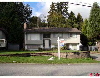 """Photo 1: 11239 GLEN AVON Drive in Surrey: Bolivar Heights House for sale in """"Birdland/Ellendale"""" (North Surrey)  : MLS®# F2725434"""
