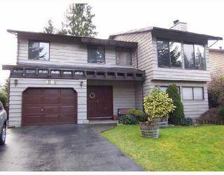 "Photo 1: 1084 SITKA Avenue in Port_Coquitlam: Lincoln Park PQ House for sale in ""LINCOLN PARK"" (Port Coquitlam)  : MLS®# V696001"