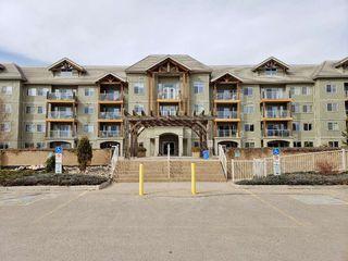 Main Photo: 201 278 SUDER GREENS Drive in Edmonton: Zone 58 Condo for sale : MLS®# E4165256