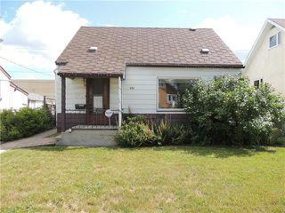 Photo 1: 379 Madison Street in Winnipeg: St James Residential for sale (5E)  : MLS®# 1923868