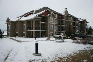 Main Photo: 420 17415 99 Avenue in Edmonton: Zone 20 Condo for sale : MLS®# E4184944