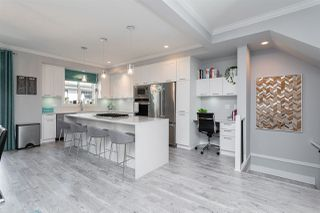 """Photo 1: 204 16488 64 Avenue in Surrey: Cloverdale BC Townhouse for sale in """"Harvest at Bose Farm"""" (Cloverdale)  : MLS®# R2446564"""