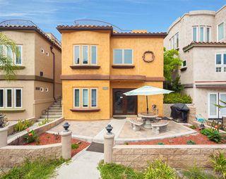 Photo 1: MISSION BEACH Condo for sale : 2 bedrooms : 750 Devon Ct in San Diego
