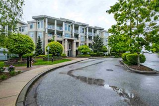 "Photo 1: 313 15428 31 Avenue in Surrey: Grandview Surrey Condo for sale in ""Headwaters Club"" (South Surrey White Rock)  : MLS®# R2458180"