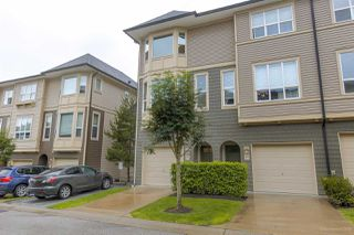 "Photo 1: 68 7938 209 Street in Langley: Willoughby Heights Townhouse for sale in ""RED MAPLE PARK"" : MLS®# R2470287"