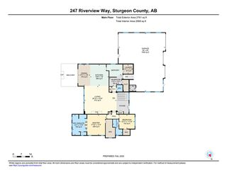 Photo 50: 247 RIVERVIEW Way: Rural Sturgeon County House for sale : MLS®# E4205417