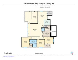 Photo 49: 247 RIVERVIEW Way: Rural Sturgeon County House for sale : MLS®# E4205417