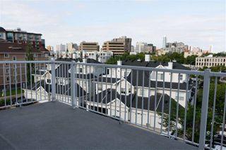 Photo 30: 500 10221 111 Street in Edmonton: Zone 12 Condo for sale : MLS®# E4206505