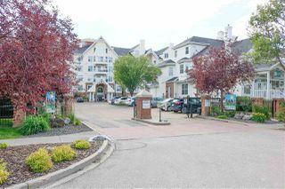 Photo 33: 500 10221 111 Street in Edmonton: Zone 12 Condo for sale : MLS®# E4206505