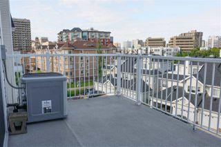 Photo 28: 500 10221 111 Street in Edmonton: Zone 12 Condo for sale : MLS®# E4206505