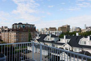 Photo 31: 500 10221 111 Street in Edmonton: Zone 12 Condo for sale : MLS®# E4206505