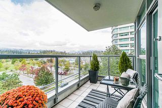 "Photo 20: 405 1790 BAYSHORE Drive in Vancouver: Coal Harbour Condo for sale in ""BAYSHORE GARDENS - TOWER 1"" (Vancouver West)  : MLS®# R2502869"