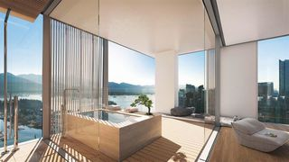 """Photo 5: 3402 1550 ALBERNI Street in Vancouver: West End VW Condo for sale in """"ALBERNI BY KENGO KUMA"""" (Vancouver West)  : MLS®# R2509428"""