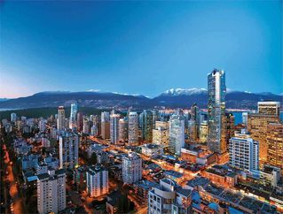 """Photo 16: 3402 1550 ALBERNI Street in Vancouver: West End VW Condo for sale in """"ALBERNI BY KENGO KUMA"""" (Vancouver West)  : MLS®# R2509428"""