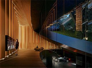 """Photo 14: 3402 1550 ALBERNI Street in Vancouver: West End VW Condo for sale in """"ALBERNI BY KENGO KUMA"""" (Vancouver West)  : MLS®# R2509428"""