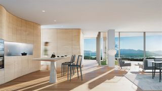 """Photo 6: 3402 1550 ALBERNI Street in Vancouver: West End VW Condo for sale in """"ALBERNI BY KENGO KUMA"""" (Vancouver West)  : MLS®# R2509428"""