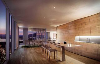 """Photo 7: 3402 1550 ALBERNI Street in Vancouver: West End VW Condo for sale in """"ALBERNI BY KENGO KUMA"""" (Vancouver West)  : MLS®# R2509428"""