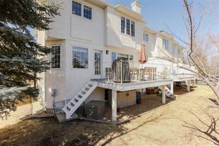 Photo 39: 103 EAGLE RIDGE Place in Edmonton: Zone 14 Townhouse for sale : MLS®# E4221146