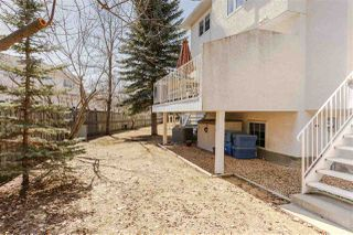 Photo 40: 103 EAGLE RIDGE Place in Edmonton: Zone 14 Townhouse for sale : MLS®# E4221146