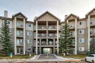 Main Photo: 412 5000 Somervale Court SW in Calgary: Somerset Apartment for sale : MLS®# A1052021