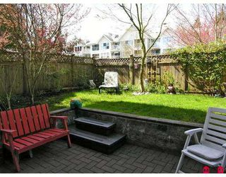 """Photo 8: 102 9668 148TH Street in Surrey: Guildford Condo for sale in """"Hartford Woods"""" (North Surrey)  : MLS®# F2708575"""