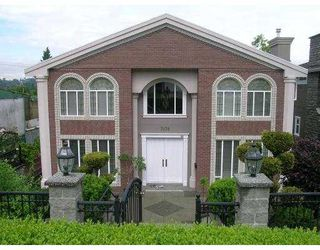 Photo 1: 7239 BARNET Road in Burnaby: Westridge BN House for sale (Burnaby North)  : MLS®# V652884