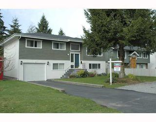 Photo 1: 3515 ST ANNE Street in Port_Coquitlam: Glenwood PQ House for sale (Port Coquitlam)  : MLS®# V694506
