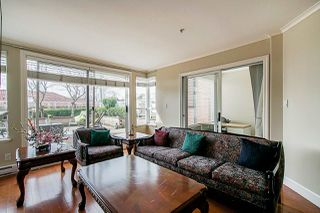 Photo 2: 206 2103 W 45TH AVENUE in Vancouver: Kerrisdale Condo for sale (Vancouver West)  : MLS®# R2349357