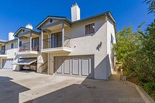 Photo 1: LINDA VISTA Townhome for sale : 2 bedrooms : 6660 Glidden Street in San Diego