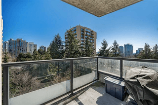 Photo 5: 703-7077 Beresford Street in Burnaby: Highgate Condo for sale (Burnaby South)  : MLS®# R2445324