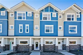 Main Photo: 805 115 Sagewood Drive SW: Airdrie Row/Townhouse for sale : MLS®# C4302090