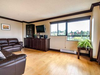 """Photo 3: 907 1026 QUEENS Avenue in New Westminster: Uptown NW Condo for sale in """"AMARA TERRACE"""" : MLS®# R2503171"""