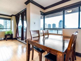 """Photo 2: 907 1026 QUEENS Avenue in New Westminster: Uptown NW Condo for sale in """"AMARA TERRACE"""" : MLS®# R2503171"""