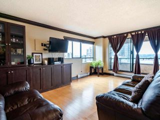 """Photo 1: 907 1026 QUEENS Avenue in New Westminster: Uptown NW Condo for sale in """"AMARA TERRACE"""" : MLS®# R2503171"""