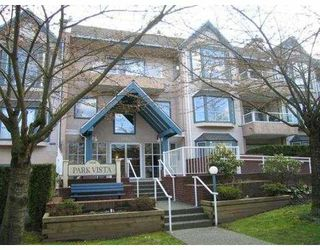"""Photo 1: 210 5568 BARKER Ave in Burnaby: Central Park BS Condo for sale in """"PARK VISTA"""" (Burnaby South)  : MLS®# V645305"""