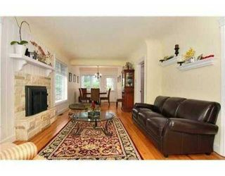 Photo 3: 6105 LARCH ST in Vancouver: House for sale : MLS®# V833708