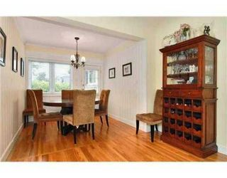 Photo 5: 6105 LARCH ST in Vancouver: House for sale : MLS®# V833708