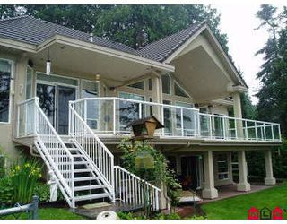 "Photo 10: Waterfront Bluff property - 13101 CRESCENT RD in White Rock: Elgin/Chantrell House for sale (White Rock & District)  : MLS®# ""New Price"" - Waterfront Bluff p"