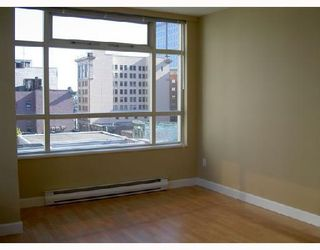 "Photo 4: 707 438 SEYMOUR Street in Vancouver: Downtown VW Condo for sale in ""CONFERENCE PLAZA"" (Vancouver West)  : MLS®# V669057"