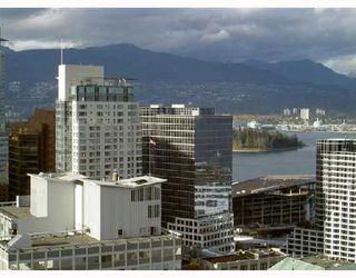 """Photo 3: 3001 438 SEYMOUR Street in Vancouver: Downtown VW Condo for sale in """"CONFERENCE PLAZA"""" (Vancouver West)  : MLS®# V675251"""
